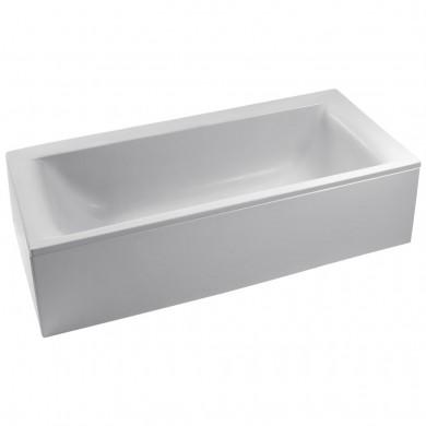 Правоъгълна вана за комбинация с панели 170x75 cm Connect E019601