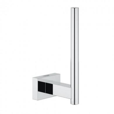 Допълнителна поставка за тоалетна хартия Essentials Cube хром 40623001