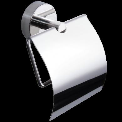 Държач за тоалетна хартия Uno с капак 1403