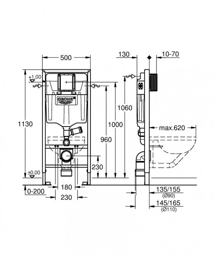 Rapid SL за WC 39002000