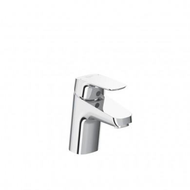 Стоящ смесител за умивалник с метална верижка Ceraflex B1709AA