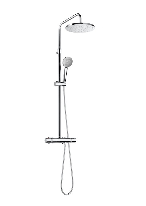 Термостатична душ колона Even-T Round 5A9780C00