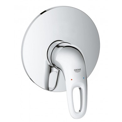 Смесител за вграждане за душ Eurostyle хром 19507003
