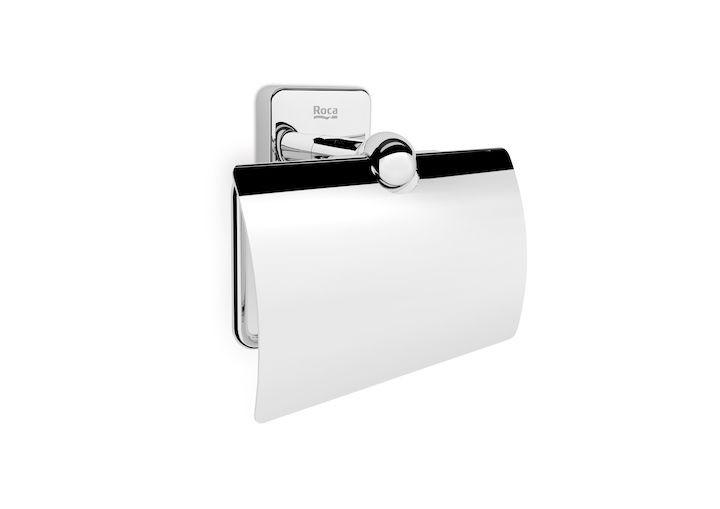 Държач за тоалетна хартия с капак Victoria 816662001