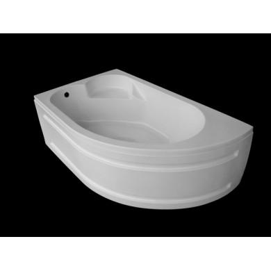 Акрилна асиметрична вана Оникс 160x90