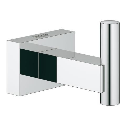 Закачалка за хавлия Essentials Cube хром 40511001