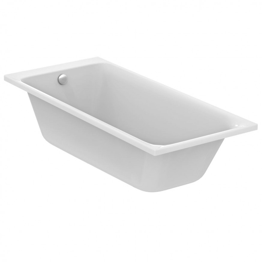 Правоъгълна вана за вграждане 180x80x63 cm Tonic II E397401
