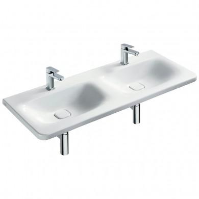 Мивка двойна за мебел  Tonic II 122 cm K087001