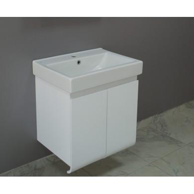 Долен шкаф с мивка Ели 60см