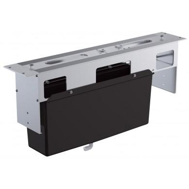 Тяло за вграждане към четири/петдупкова  комбинация за вана 29037000