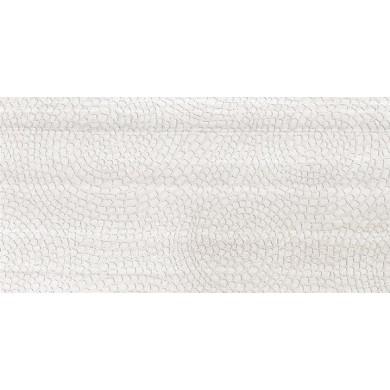 Гранитогрес 30х60 Модена декор ректифициран бял