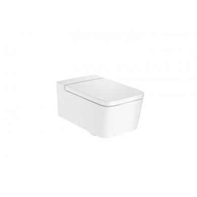 Конзолна тоалетна чиния Inspira Square Rimless A346537000