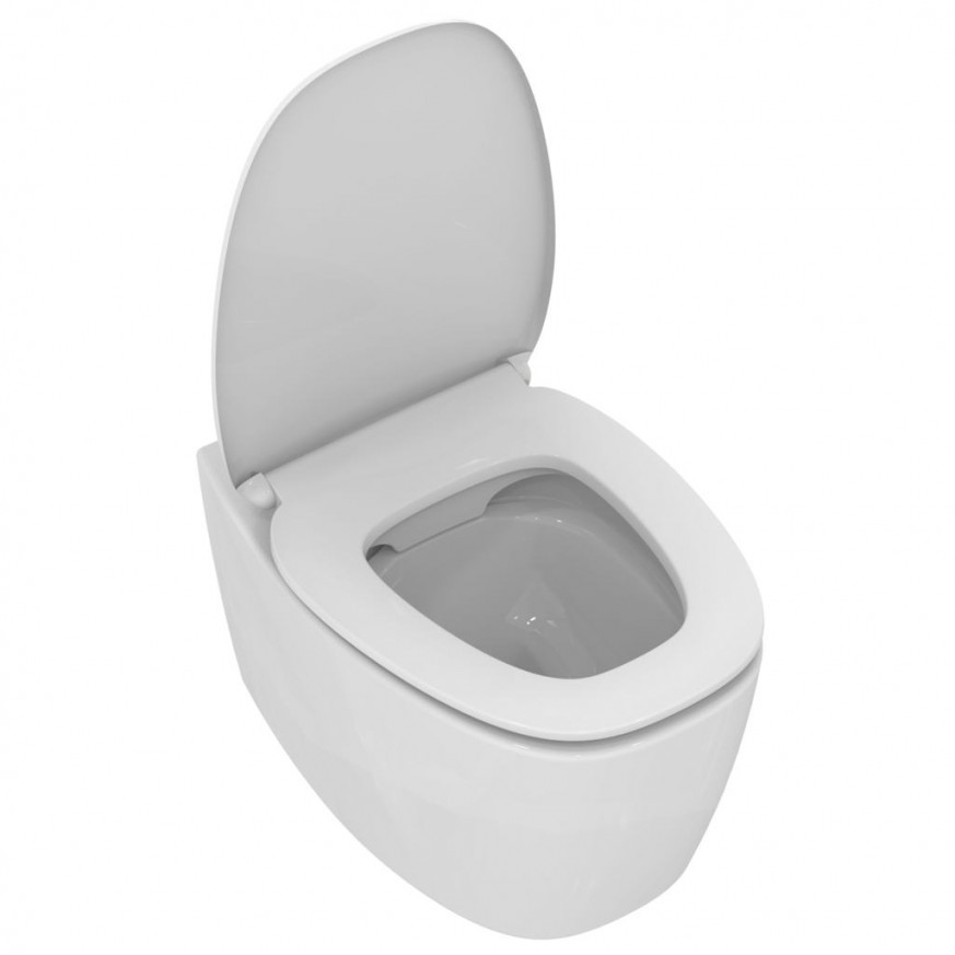 Конзолна тоалетна чиния Dea без ринг T331701