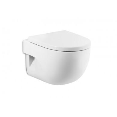 Конзолна тоалетна чиния Meridian Compacto с хоризонтално оттичане A346248000