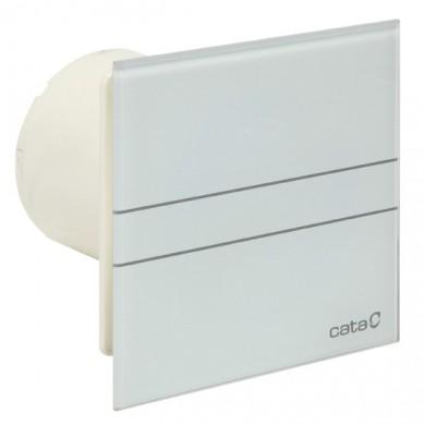 Вентилатор E100GТ Glass с таймер бял