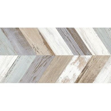 Гранитогрес 45x90 Spiga Tribeca mix
