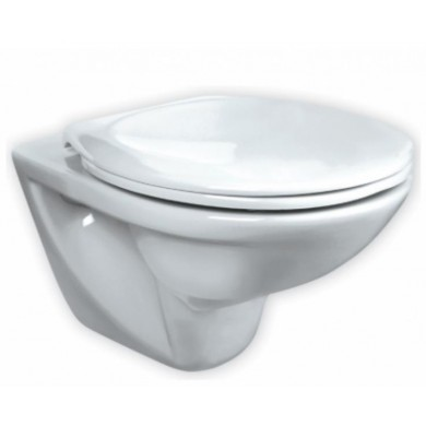 Конзолна тоалетна чиния Adesio с капак 8206400000081