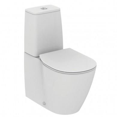 Моноблок Connect Scandinavian до стена с ултратънка седалка