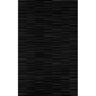 Фаянс 25х40 Линеа черен