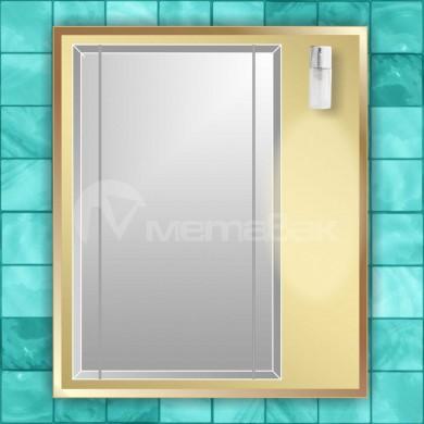 Огледало 323 с фасет и осветление