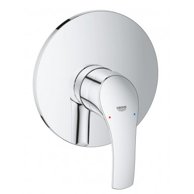 Смесител за вграждане за душ Eurosmart  33556002