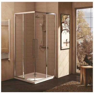 KUBO A плъзгаща врата за квадратна или правоъгълна душ кабина