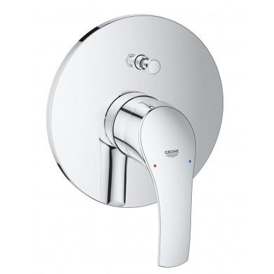 Смесител за вграждане за вана/душ Eurosmart 33305002