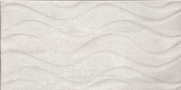 Фаянс 25х50 Рея вълни крем мат