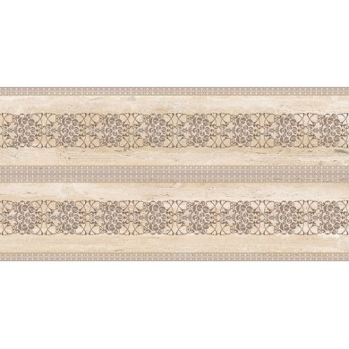 Декор 25х50 Таити принт лукс