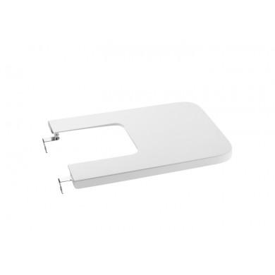 Капак Inspira Square SUPRALIT® за биде със забавено падане A80653200B