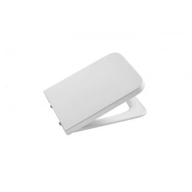 Седалка и капак Inspira Square SUPRALIT® за тоалетна чиния със забавено падане A80153200B