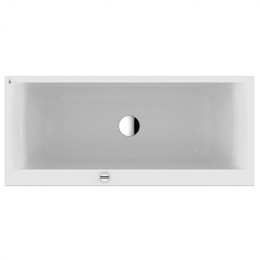 Двустранна вана за комбинация с панели 170x75см Connect E019701