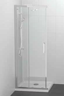 Плъзгаща врата за душ кабина 80см Connect 2 K9259EO
