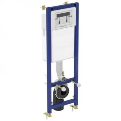 Структура за вграждане на конзолна тоалетна чиния W370567