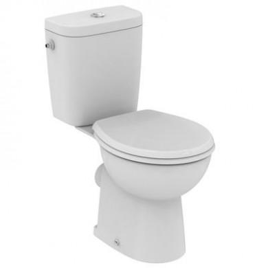 WC комплект Seva Fresh+ странично водоподаване E408501
