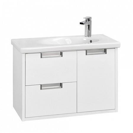 Долен шкаф с мивка Etna 80см бял A851613806