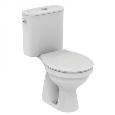 WC комплект Ulysse S W835801 вертикално оттичане странично захранване