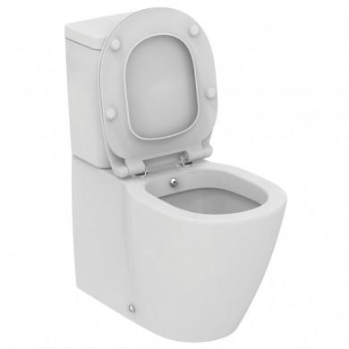 Моноблок Connect Cube до стена с бидетна арматура, с ултратънка седалка