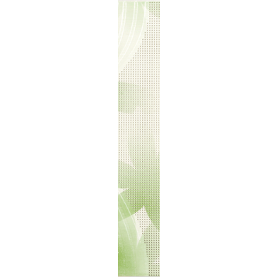 Фриз 6х40 Лотос нов зелен